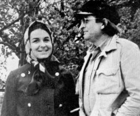 Abigail Folger and Voyteck Frykowski